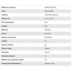 HDP24-24-33PN