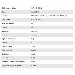 HDP26-24-16SN