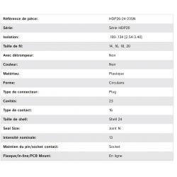 HDP26-24-23SN