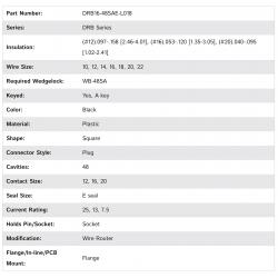 DRB16-60SBE-L018