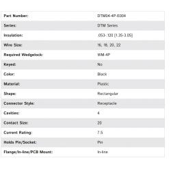 DTM04-4P-E003