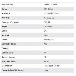 DTM06-12SA-E007
