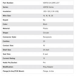 HDP24-24-23PE-L017
