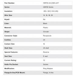 HDP24-24-23SE-L017