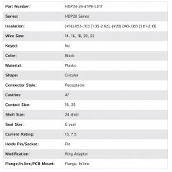 HDP24-24-47PE-L017
