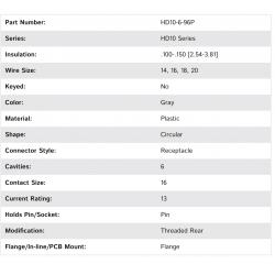 HD10-6-96P