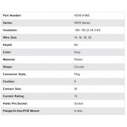HD16-9-96S