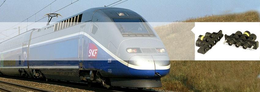 Vos Connecteurs Ferroviaires (Carrier Kheops Bac, CMR,  FDB, MIL 5015)